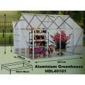 Walkin Aluminium Greenhouse